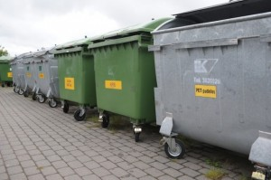 VLK konteineri